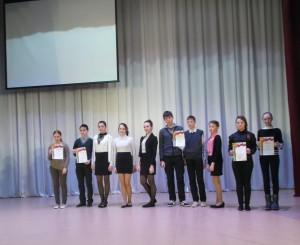 3 место в конкурсе видероликов-Будь здоров! 21,01,2016