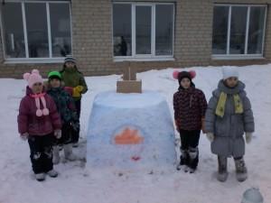 cнежный городок3