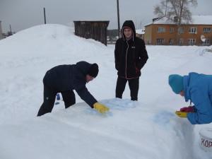 cнежный городок6